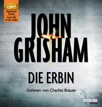 1061: John Grisham – Die Erbin