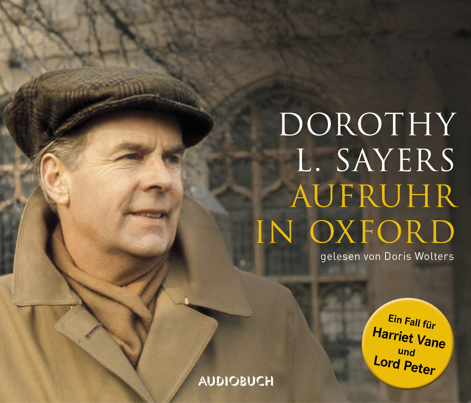 1070: Dorothy L. Sayers – Aufruhr in Oxford