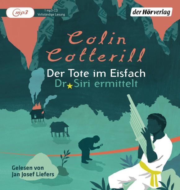 Der Tote im Eisfach von Colin Cotterill