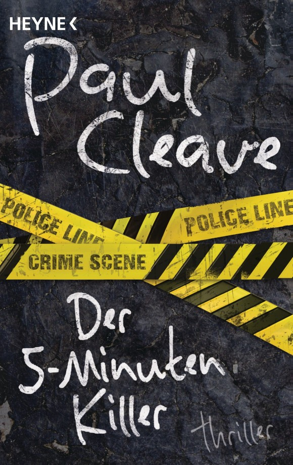 Der Fuenf-Minuten-Killer von Paul Cleave