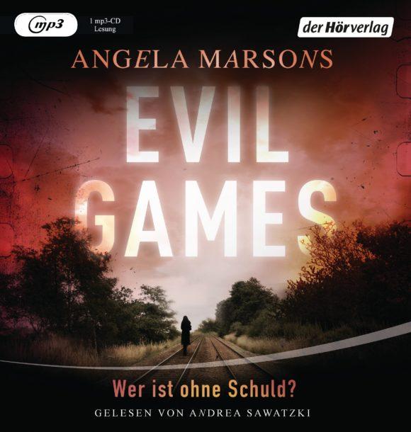 Evil Games von Angela Marsons