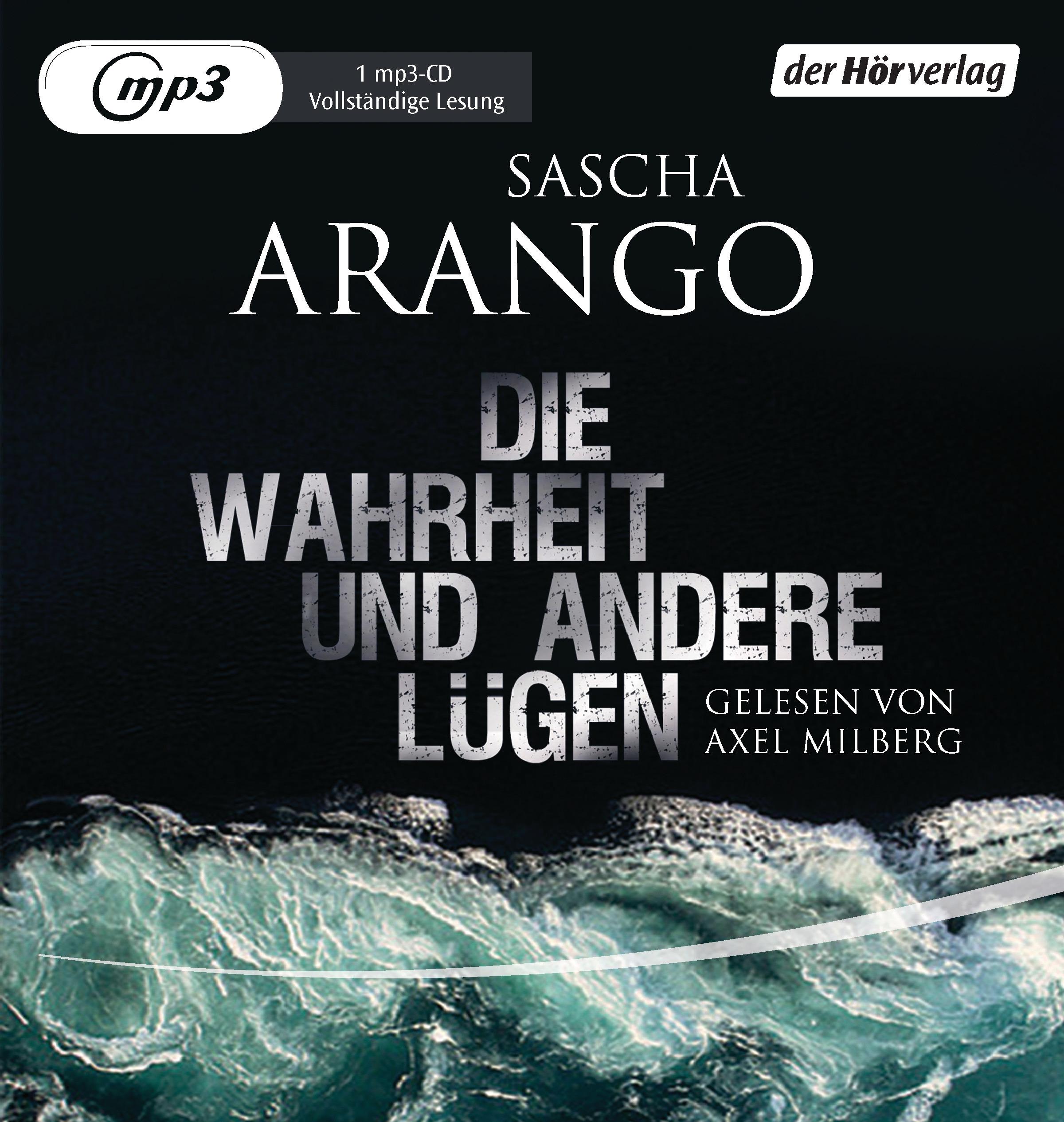 1056: Sascha Arango – Die Wahrheit und andere Lügen