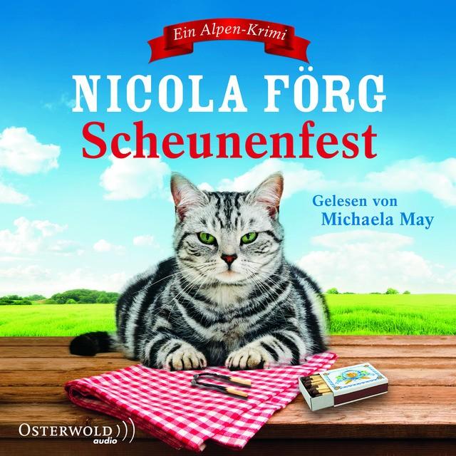 1072: Nicola Förg – Scheunenfest